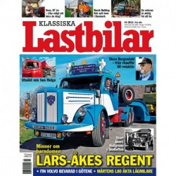 Klassiska Lastbilar nr 4 2015