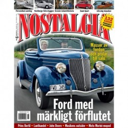Nostalgia Magazine nr 6 2008