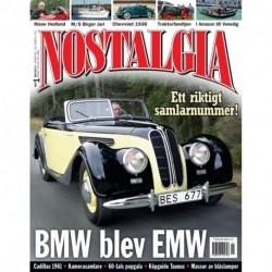 Nostalgia Magazine nr 1 2008