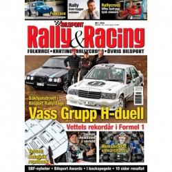 Bilsport Rally&Racing nr 1 2014