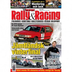 Bilsport Rally&Racing nr 4 2012
