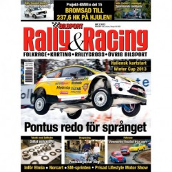 Bilsport Rally&Racing nr 3 2013