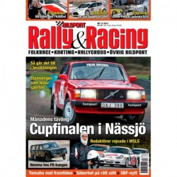 Bilsport Rally&Racing nr 12 2012