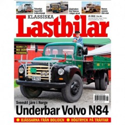 Klassiska Lastbilar nr 5 2018