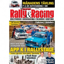 Bilsport Rally&Racing nr 4 2016
