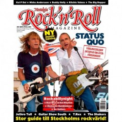 Rock'n'Roll Magazine nr 3 2012