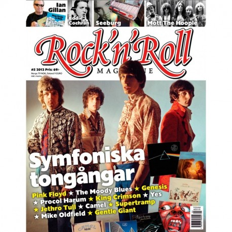 Rock'n'Roll Magazine nr 5 2013