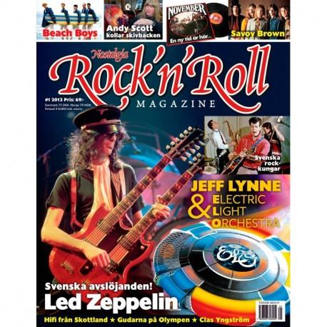 Rock'n'Roll Magazine nr 1 2013