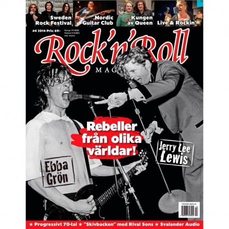 Rock'n'Roll Magazine nr 4 2014