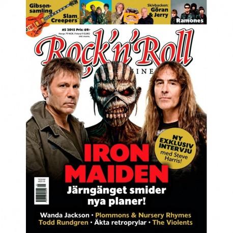 Rock'n'Roll Magazine nr 5 2015