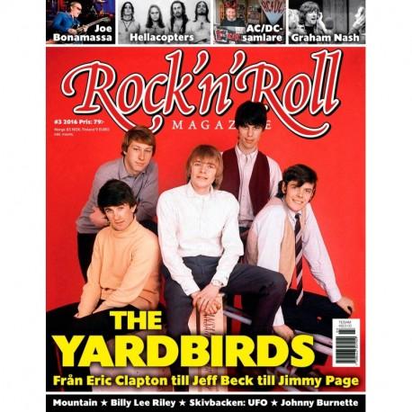 Rock'n'Roll Magazine nr 3 2016