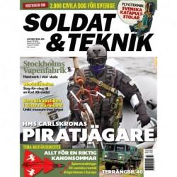 Soldat & Teknik nr 3 2013