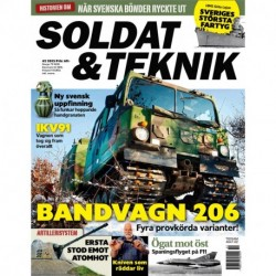 Soldat & Teknik nr 2 2013