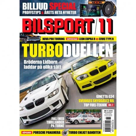 Bilsport nr 11 2018