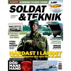 Soldat & Teknik nr 1 2015