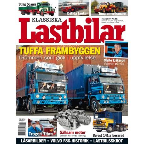 Klassiska Lastbilar nr 1 2010