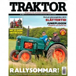Traktor nr 4 2014