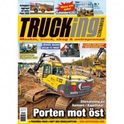 Trucking Scandinavia nr 1 2015