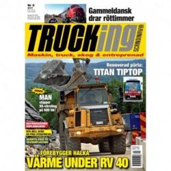 Trucking Scandinavia nr 9 2007