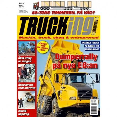 Trucking Scandinavia nr 2 2007