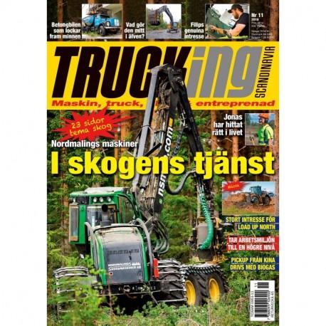 Trucking Scandinavia nr 11 2018