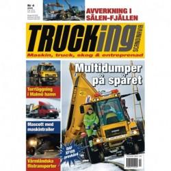 Trucking Scandinavia nr 4 2006
