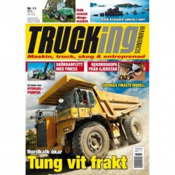 Trucking Scandinavia nr 11 2010