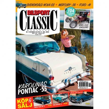 Bilsport Classic nr 11 2018
