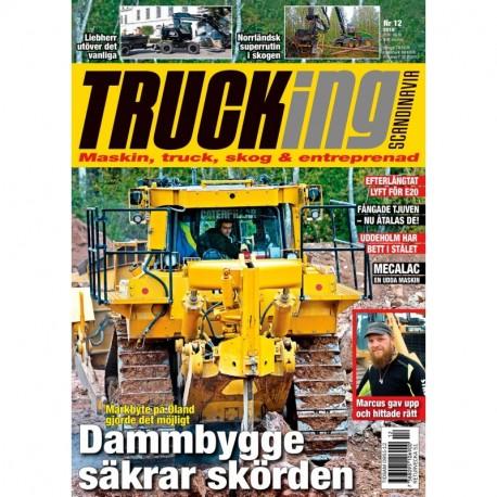 Trucking Scandinavia nr 12 2018
