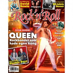 Rock'n'Roll Magazine nr 1 2019