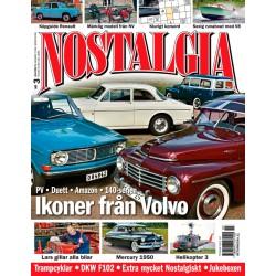 12 nr Nostalgia + bilbesiktning hos Opus Bilprovning