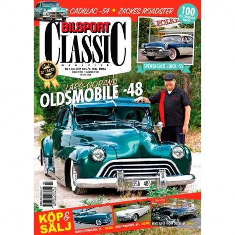 Bilsport Classic nr 7 2019