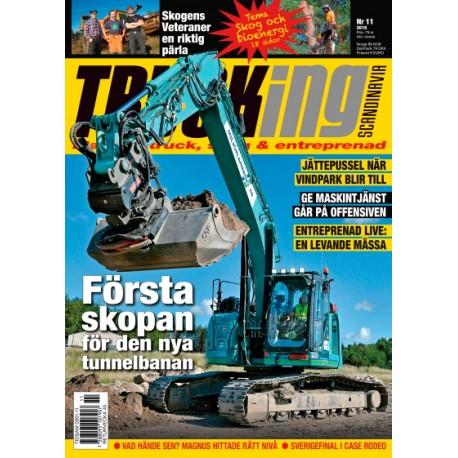 Trucking Scandinavia nr 11 2019