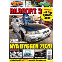3 nr Bilsport för 219 kr