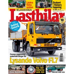 3 nr Klassiska Lastbilar för 219 kr
