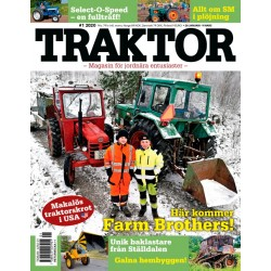 3 nr Traktor för 219 kr