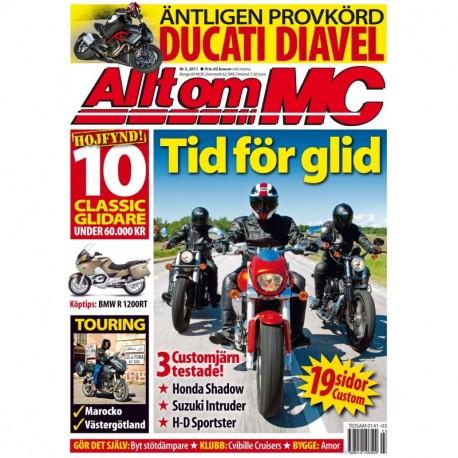 Allt om MC nr 3 2011