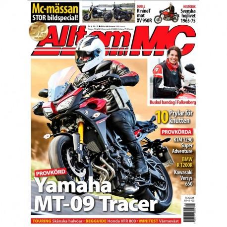 Allt om MC nr 3 2015
