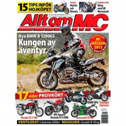 Allt om MC nr 3 2013