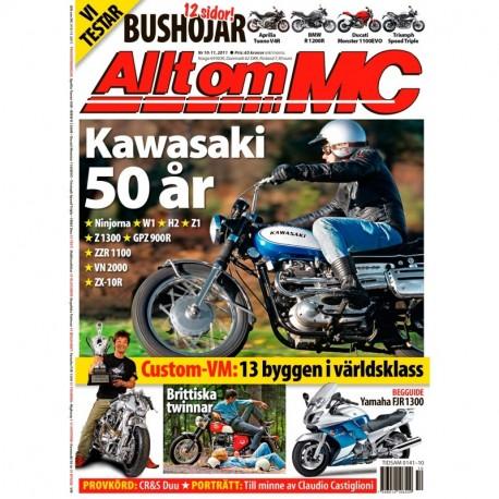 Allt om MC nr 10 2011