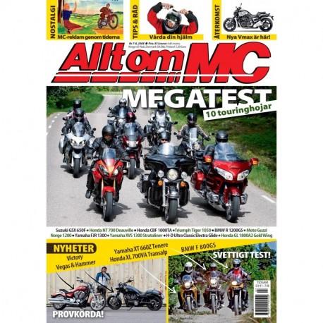 Allt om MC nr 7 2008