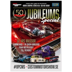Digital Jubileumstidning Bilsport Performance & Custom Motor Show