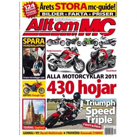 Allt om MC nr 12 2010