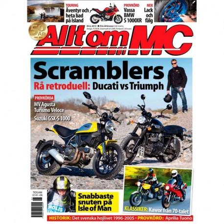 Allt om MC nr 6 2015