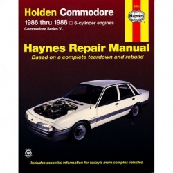 Holden Commodore 1986-1988