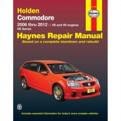 Holden Commodore 2006-2012