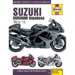 Suzuki GSX1300R Hayabusa 1999 - 2013