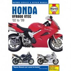 Honda VFR V-Tec V-Fours 2002 - 2009