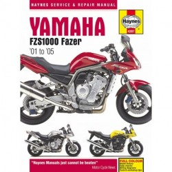 Yamaha FZS1000 Fazer 2001 - 2005