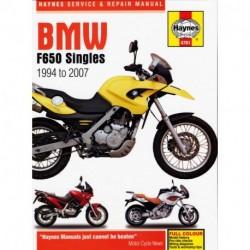 BMW F650 Singles 1994 - 2007